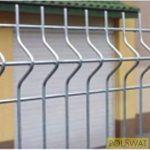 ponthegesztett hálós kerítés horganyzott 1520x2500 osztás 75x200mm
