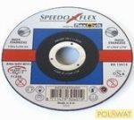 vágókorong 125x1 Speedoflex Acél-Inox