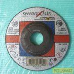 Speedoflex 115x4 tisztítókorong fém-inox akció a készlet erejéig