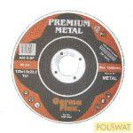 vágókorong 125x1 Premium acél