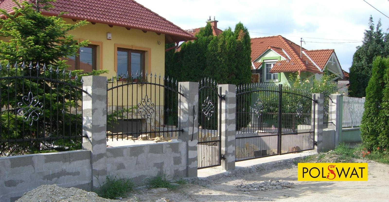egy jól megtervezett kovácsoltvas kerítés ismérvei