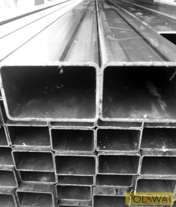 Zártszelvény 60x40x2 - 6000mm