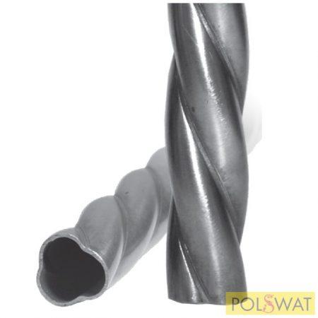 csavart cső Ø76x2-3000mm
