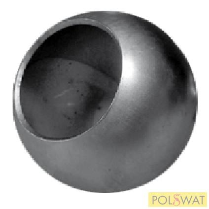 üreges golyó sima Ø120mm lyuk: Ø63,3mm