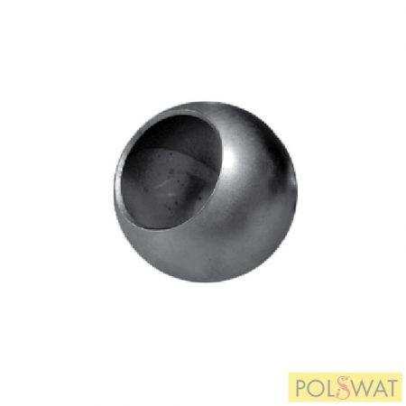 üreges golyó sima Ø20mm lyuk: 10x10mm