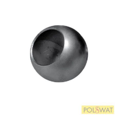 üreges golyó sima Ø30mm lyuk: 13x13mm