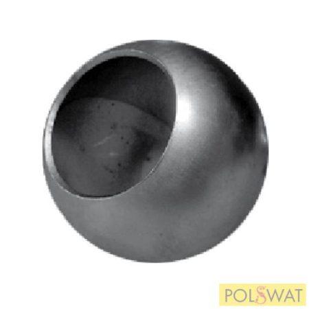üreges golyó sima Ø80mm lyuk: Ø42mm