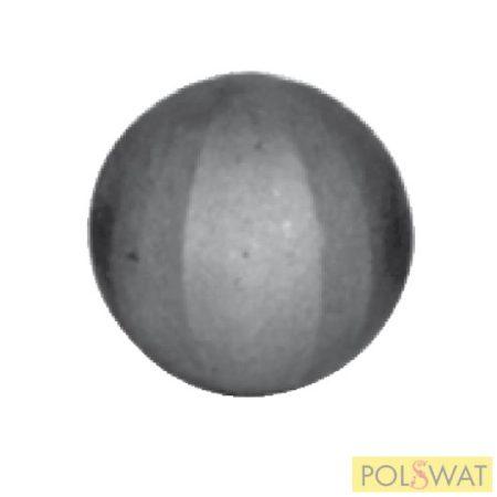tömör golyó kovácsolt felületű Ø35mm