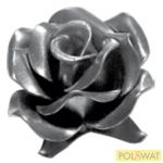 gyönyörű rózsafej nagy 50x75x1,5mm