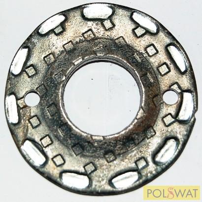 zártakaró díszelem kilincshez Ø50x2mm
