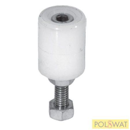 poliamid támasztógörgő Ø33 tolókapuhoz és úszókapuhoz