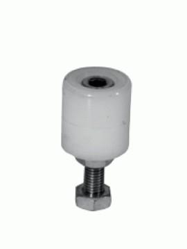 poliamid támasztógörgő Ø42 tolókapuhoz és úszókapuhoz