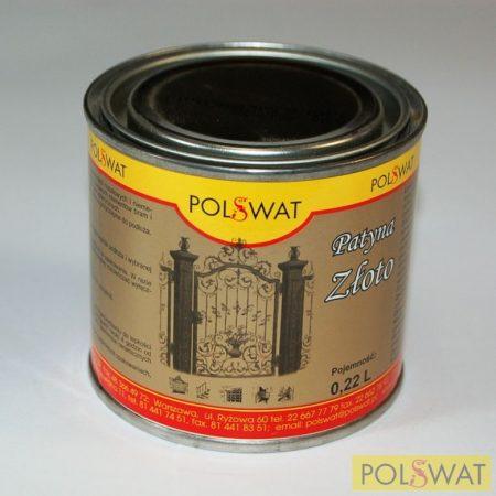 patina arany 0,22L antikoló festék