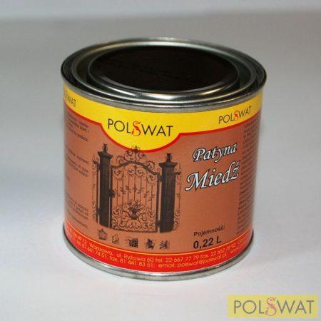 patina réz, bronz 0,23L antikoló festék