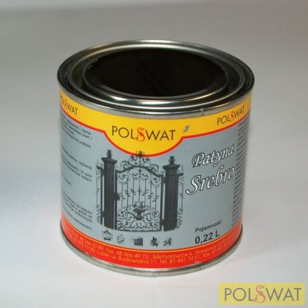 patina ezüst 0,23L antikoló festék