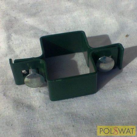 bilincs ponthegesztett hálós panelhez közép - Ral6005 zöld akció a készlet erejéig