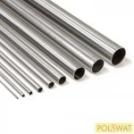 Rozsdamentes polírozott cső 42,4x2,0-6000