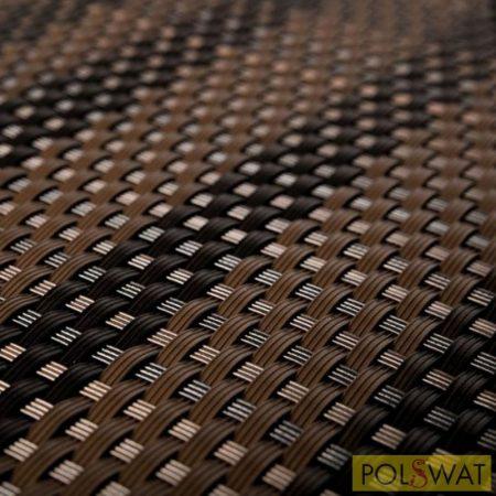 110cm magas barna fekete kevert színben, az ár 1 méterre vonatkozik!
