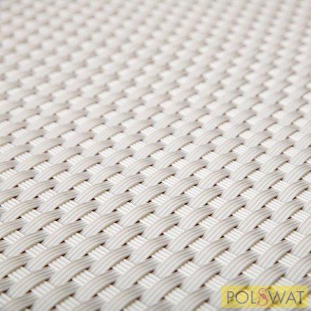 110cm magas fehér színben, az ár 1 méterre vonatkozik!